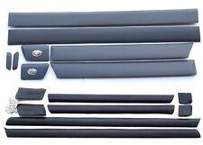 AUDI 100 C4 A6 1991-97 türen leisten Leisten formteile und schützend gummi-satz