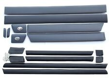 AUDI 100 C4 A6 1991-97 doors trims moldings mouldings and protective rubber set