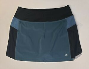 GoLite Womens Slate Blue w/Black Activewear Athletic ReLite Skort SZ S - NEW!