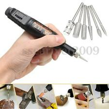 Electric Engraving Engraver Pen Carve Grinding DIY Tool For Jewelry Metal Glass