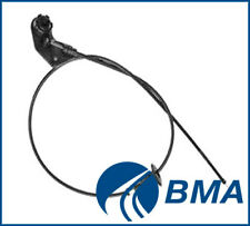 BMW E39 520i 523i, 528i, 530d, 540i ENGINE HOOD RELEASE CABLE WIRE, 51238176595