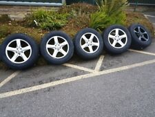 LAND ROVER DISCOVERY 3 AND DISCOVERY 4 WHEEL AND TYRE PACKAGE