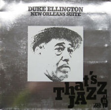 "Duke Ellington New Orleans Suite 1977 LP 12"" 33rpm Europe rare vinyl record (nm)"