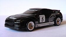 HOT WHEELS NISSAN GT-R GRAN TURISMO CUSTOM RACING WHEEL RUBBER TIRES TREASURE