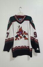 Phoenix Coyotes Vintage 90's Jeremy Roenick #97 Starter Jersey Size L