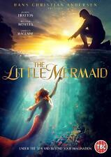 The Little Mermaid DVD Brand New 2018 Region 2