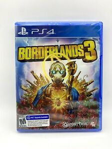 Borderlands 3 (PS4, Playstation 4, 2019) New Factory Sealed