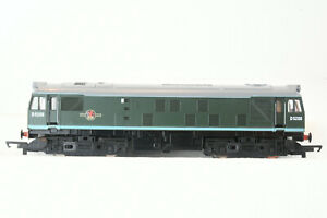 Hornby R.253 BR Class 25 | Sulzer Type 2 |D5206 BR Green