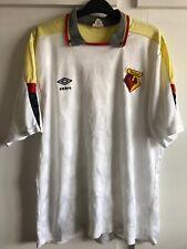 *42�* 1989/91 Watford Away Umbro Football Shirt
