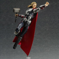 Marvel Movie The Avengers Theme Thor PVC Action Figure Collection Model Toy 7""