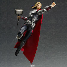 """Marvel Movie The Avengers Theme Thor PVC Action Figure Collection Model Toy 7"""""""