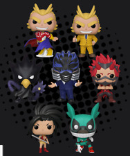 My Hero Academia Funko POP! Vinyls Bundle (Set of 7)