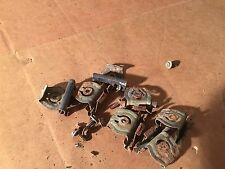 1971 Chevrolet ElCamino PS and DS bed side rails clips
