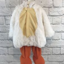 baby chick halloween costume old navy unisex soft warm size months euc