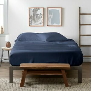 Home Collection Premium Ultra Soft Bamboo 4 Piece Luxury Bed Sheet Set