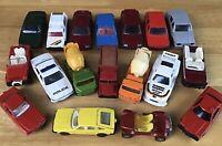 Vintage Corgi toy Car Bundle - 18 Vehicles