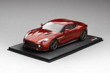 Resin Car Model Top Speed Aston Martin Vanquish Zagato 1:18 (Lava Red) + GIFT!!!