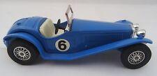 Matchbox Models of Yesteryear Y-3 1934 Riley blau