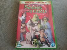 ?  sherk the third dvd disc and artwork only No Case freepost very good conditio