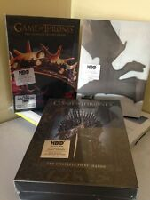 Game of Thrones BUNDLED  seasons 1 2 & 3 DVD NEW Sci Fi Fantasy HBO SHIPS FREE