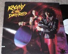 KAGNY & THE DIRTY RATS WLP PROMO LP R&B CLEAN VINYL