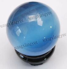 40mm Cambridge Blue Mexican Opal Sphere, Crystal Ball,Gemstone