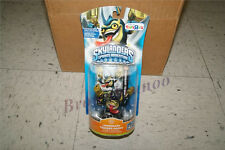 Skylander Spyro Adventure CHOP CYNDER STEALTH ELF LEGENDARY TRIGGER HAPPY 4 Figs
