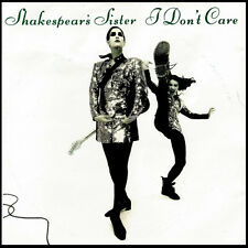 Shakespear's Sister I Don't Care (Radio Edit) Stay (Acoustic) (CD 1992 London)