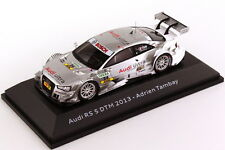 1:43 Audi RS 5 DTM 2013 ABT Audi ultra Nr. 24 Tambay - Dealer-Edition - Spark