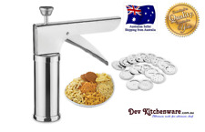 S S Capital Murukku Maker (Sev Sancha) with step Rod $ 20.49 Dev Kitchenware