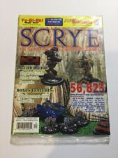 Scrye #55 MTG & CCG Price Guide Magazine *SEALED*