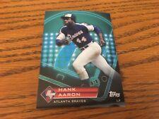 Hank Aaron 2011 Topps Prime Atlanta Braves - PNR 6