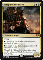 1x NM-Mint, English Regular Seraph of the Scales Ravnica Allegiance