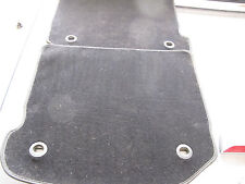 2004 VW Jetta Wagon Rear Floor Mats