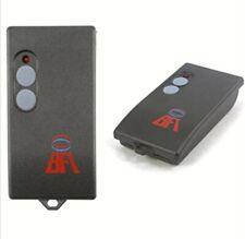 Sice BFT TO2 30 MHz Radiocomando Bicanale per Cancello - Nero