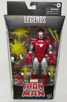 Marvel Legends Walgreens Exclusive Silver Centurion Iron Man Hasbro