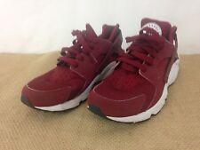Nike Air Hurache Run 318429 Mens 10 Team Red Running Sneakers Shoes