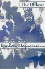 The Offbeat: Eschew Obfuscation (Offbeat (East Lansing