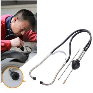 New Auto Cylinder Stethoscope Automotive Hearing Tool Mechanics Stethoscope Car