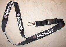 Krombacher Bier Schlüsselband Lanyard NEU (T158)