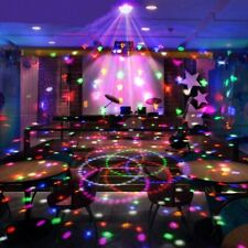 Disco Laser Lighting Club Bar Magic Ball 6 Colors 18W Colorful LED Crystal Party