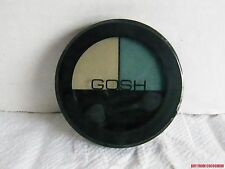 New Sealed Gosh Matt Duo Eye Shadow ~ 05 GREEN ZONE Eyeshadow 2 Shades in 1 pot
