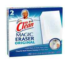 Mr. Clean Magic Eraser, Original 2 ea (Pack of 5)