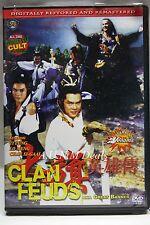 clan feuds aka great banner ntsc import dvd