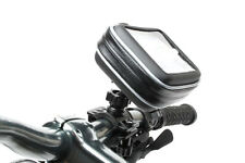 Racing Bike Phone Mount & Waterproof Case Suits Sony Xperia Go