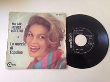 V12> 45 giri - I Combos - Ma che musica maestro / La marcia di Topolino