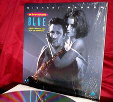 Rare! 'ALMOST BLUE' - R-Rated Madsen Thriller on Laser Disc. Mint in Shrink