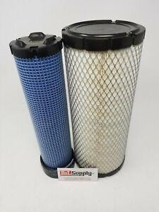 Genuine OEM  Kubota R1401-42270 & R2401-42280 Pre & Air Filter Toro 108-3814