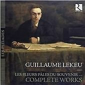 Lekeu: Les Fleurs Pales Du Souvenir - Complete Works, Various Artists CD | 54004