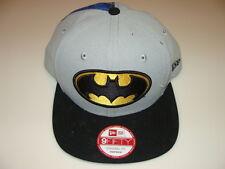 New Era Cap Hat Batman Original Snapback 9fifty Adjustable OSFM Quarter Panel